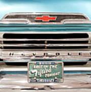 1959 Chevrolet Apache 012315 Art Print