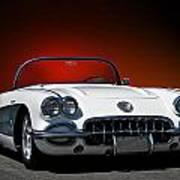 1959 Corvette Roadster I Art Print