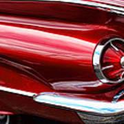 1960 Buick Lesabre Art Print