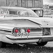 1960 Chevy Impala   7d08509 Art Print