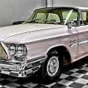 1960 Chrysler Windsor Art Print