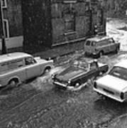 1960's Classic Cars    Ref-252 Art Print