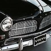 1960's Volvo Art Print