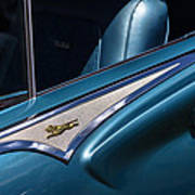 1961 Chrysler New Yorker Town And Country Art Print