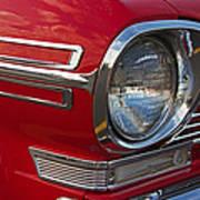 1962 Chevrolet Nova Art Print