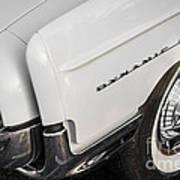 1962 Oldsmobile Dynamic 88 Art Print