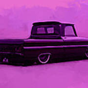 1964 Chevy Low Rider Art Print