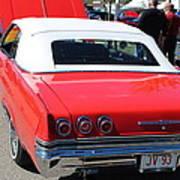 1965 Chevrolet Impala Art Print