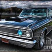 1965 Dodge Coronet Art Print