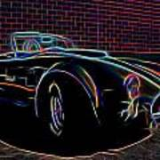 1965 Shelby Cobra - 2 Art Print