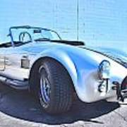 1965 Shelby Cobra - 5 Art Print