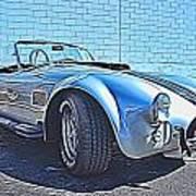 1965 Shelby Cobra- 1 Art Print
