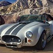1965 Shelby Cobra Replica 427 Art Print