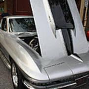 1967 Chevy Corvette Art Print