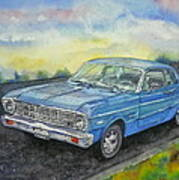 1967 Ford Falcon Futura Art Print
