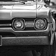1967 Oldsmobile 442 Art Print