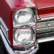 1968 Cadillac Deville You Looking At Me Art Print