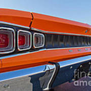 1968 Dodge Coronet R/t Art Print