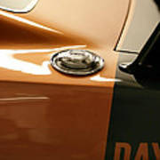 1969 Dodge Charger Daytona - Fuel Day Art Print
