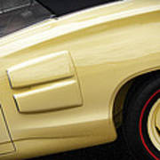 1969 Dodge Coronet R/t Convertible Art Print