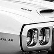 1969 Pontiac Trans Am  Art Print