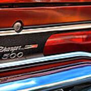 1970 Dodge Charger 500  Art Print
