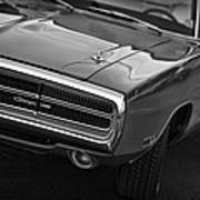 1970 Dodge Charger Art Print