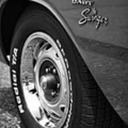 1971 Dodge Dart Swinger Art Print