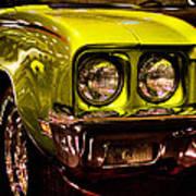 1972 Buick Skylark Custom Convertible Art Print