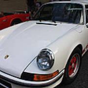 1973 Porsche Art Print