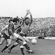 1974 All Ireland Football Final Art Print