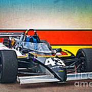1983 Lola T700 Indy Car Art Print