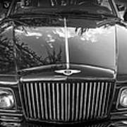 1990 Bentley Turbo R Art Print