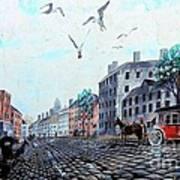19th Century Mural Art Print