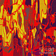 0656 Abstract Thought Art Print