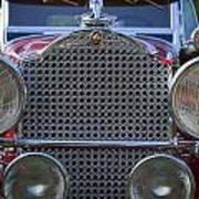 1930 Packard Model 734 Speedster Runabout Art Print
