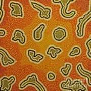 Aboriginal Inspirations 22 Art Print