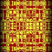 Abstract Series 9 Art Print