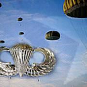 Airborne Print by JC Findley