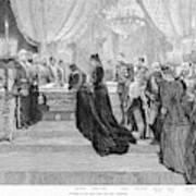 Alexander IIi (1845-1894) Art Print