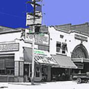 Allan Dwan Soldiers Of Fortune 1919 Lyric Theater Tucson Arizona 1919-2008 Art Print