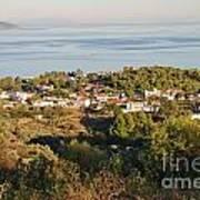 Alonissos Island Art Print