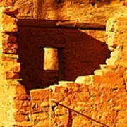 Anasazi Ruins Art Print