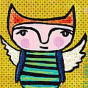 Angel Boy #1 Art Print
