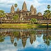 Angkor Wat - Cambodia Art Print