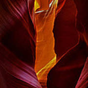 Antelope Canyon - Arizona Art Print