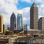 Atlanta - Georgia - Usa Art Print