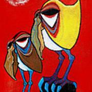 Toucan Do It Better Than One Art Print