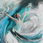 Ballerina  Print by Corporate Art Task Force