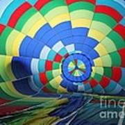 Balloon Fantasy 22 Art Print